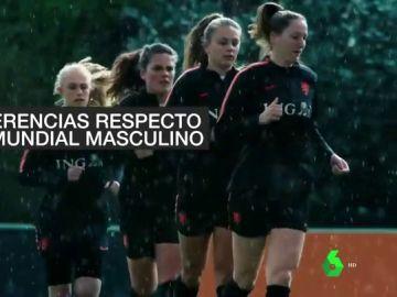 El 'boom' del Mundial de Fútbol Femenino no se traduce en igualdad: sus premios serán 13 veces menores que los de ellos