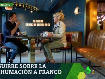 """Aguirre: """"Sacan a Franco y la Guerra Civil como si la República hubiera sido una situación idílica"""""""
