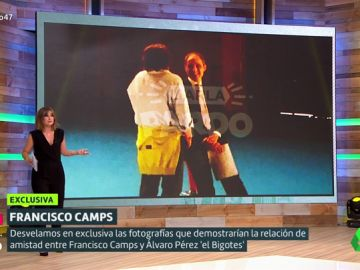Exclusiva   Las fotografías que demostrarían la relación de amistad entre Camps y Álvaro Pérez 'El Bigotes'