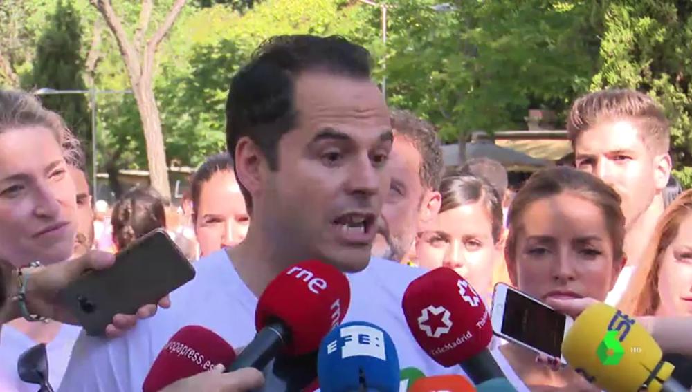 Ciudadanos no descarta un pacto con el PSOE en Castilla y León si no es posible pactar con el PP por la corrupción