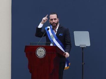 El nuevo presidente de El Salvador, Nayib Bukele.