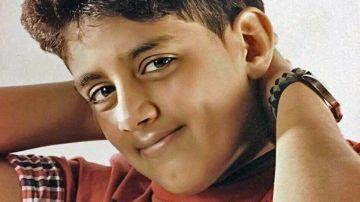 Imagen del adolescente que se enfrenta a la pena de muerta en Arabia Saudí