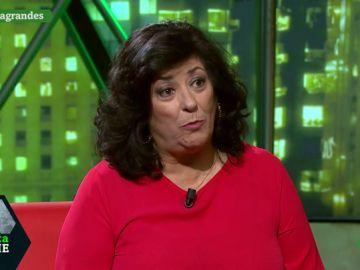 """Almudena Grandes: """"Le recordaría al señor Ortega Smith que el movimiento feminista tumbó a un ministro (Gallardón)"""""""