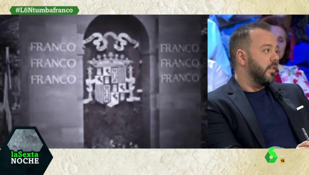 """Antonio Maestre: """"El Supremo ha dotado de legitimidad al genocida Francisco Franco frente a Manuel Azaña"""""""