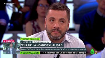 Javier Cid, periodista