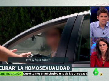"""Habla la mujer de un 'gay curado': """"Creo que sí se pueden revertir"""""""
