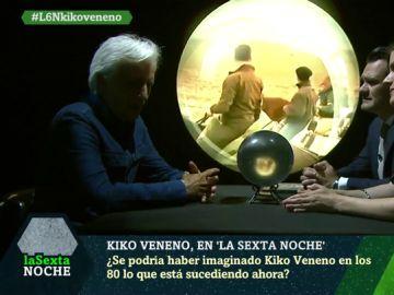"""Kiko Veneno: """"El movimiento feminista es la única noticia positiva que se produce en el mundo en las dos últimas décadas"""""""