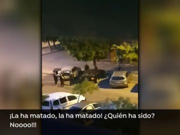 "El vídeo del tiroteo de Aranjuez que deja una muerta: ""¡La ha matado! ¡Me cago en sus muertos!"""