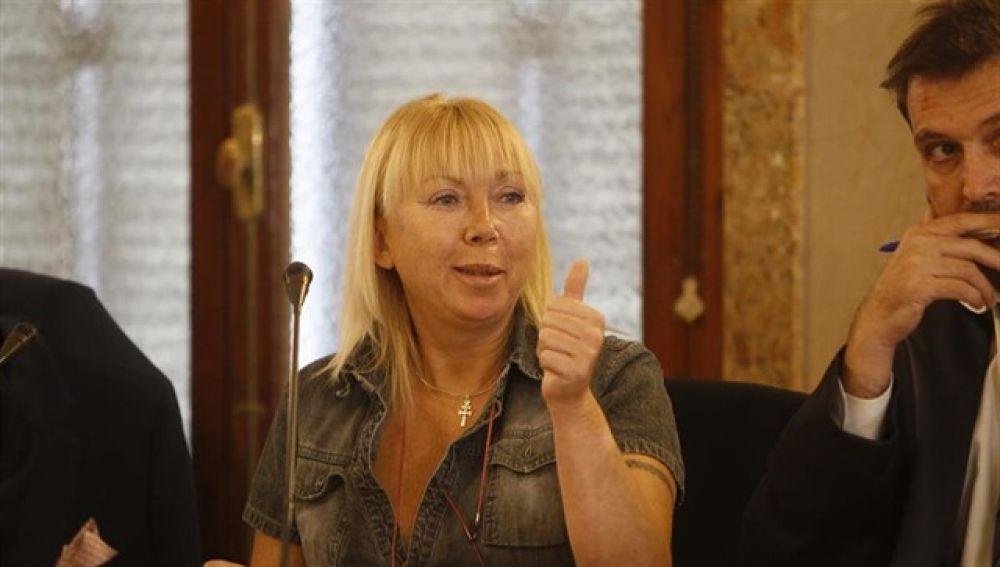 La mujer rusa acusada de asesinar a su marido en 2016 en Cala Millor