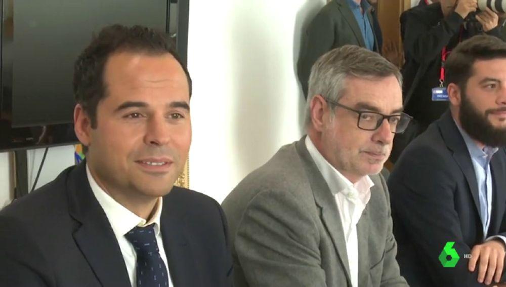 Ciudadanos aspira a presidir la Asamblea de Madrid, pero necesita el apoyo del PP y de Vox