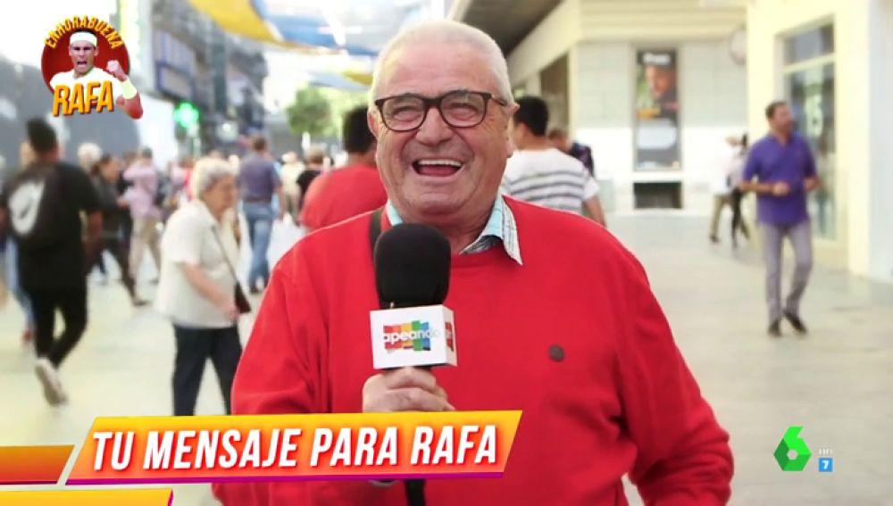 """Los españoles homenajean a Nadal tras su triunfo en Roland Garros: """"Eres divino, se te puede comparar con dios"""""""