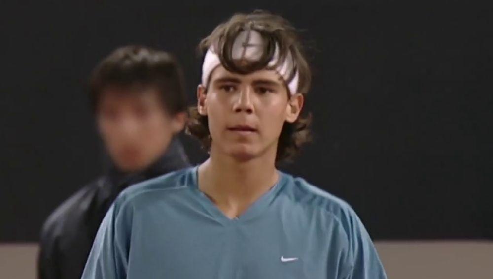 """El genial spot de Nadal tras ganar Roland Garros: """"Ahí está el fenómeno de 16 años, Rafa..."""""""