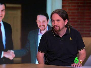 """Pablo Iglesias: """"Los progresistas haríamos el imbécil si nos ponemos de acuerdo en un Gobierno"""""""