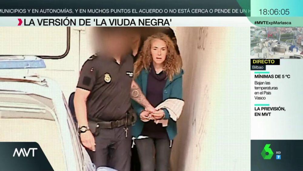 La 'viuda negra' de Alicante saldrá de la cárcel para reconstruir el crimen