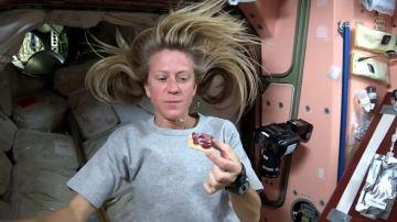 Un día en el espacio: así es el día a día de los astronautas de la Estación Espacial Internacional