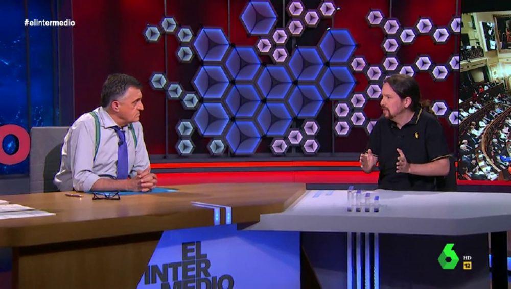 ¿Apoyar un gobierno en solitario del PSOE o repetir elecciones?: Iglesias desvela qué hará si no logra un acuerdo de coalición con Sánchez