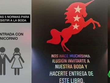 El sello del unicornio, colores prohibidos, fiesta solo para mayores de edad, AC/DC... la boda entre Pilar Rubio y Sergio Ramos