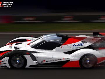 Toyota GR Super Sport WEC