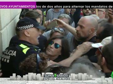 Tensión en Sabadell