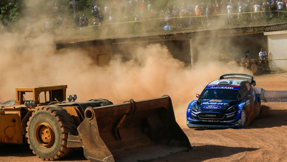 Los WRC serán híbridos a partir de 2022
