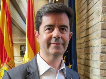 Luis Felipe, alcalde de Huesca