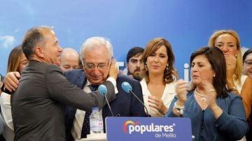 Imbroda renuncia al acta en Melilla