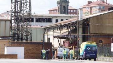 Muere un hombre tras electrocutarse mientras robaba cable eléctrico en una empresa de Vitoria