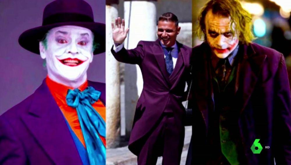 Joaquín de Joker, los Beckham... los mejores memes de la boda entre Sergio Ramos y Pilar Rubio