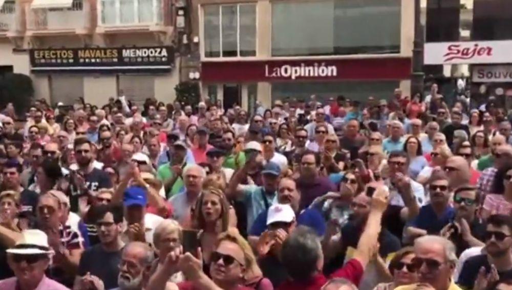 Manifestación Cartagena