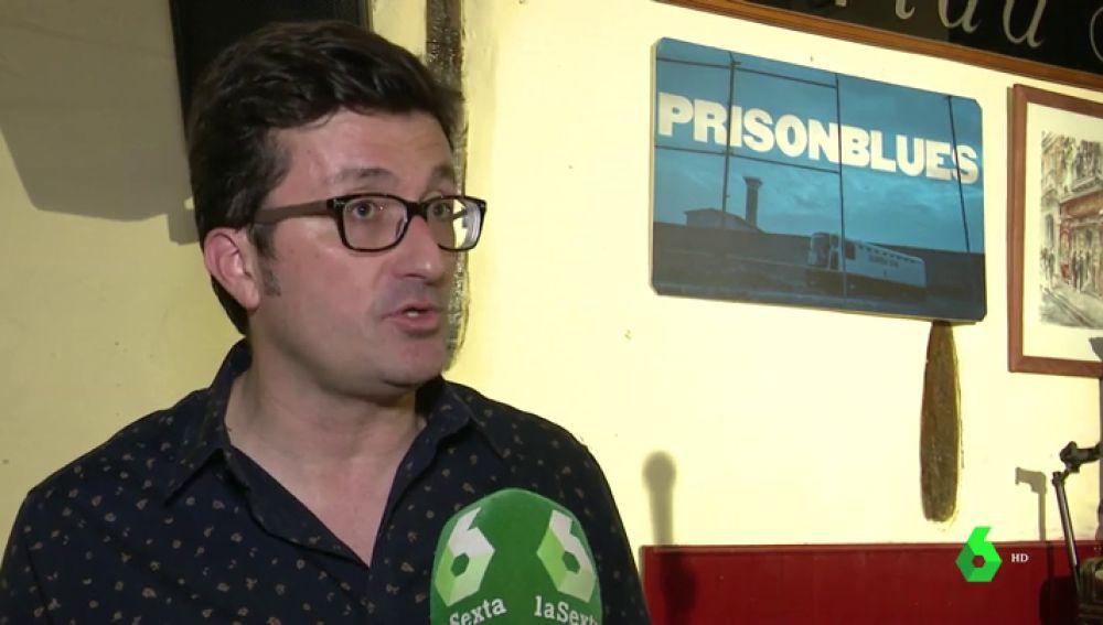 Jaime Rull, autor del libro 'Prison Blues'