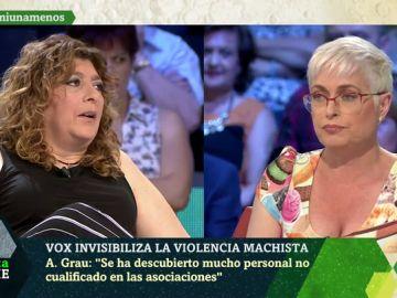 Andrea Barbotta y Anna Grau