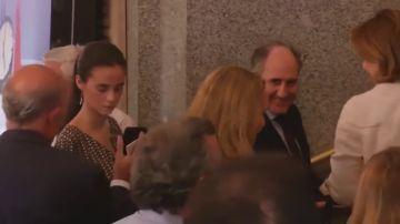 El rifirrafe entre la infanta Elena y su hija Victoria Federica por el tirante del sujetador