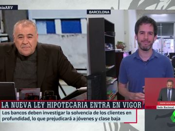 Jaime Palomera, portavoz del Sindicato de Inquilinos de Barcelona