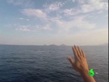 Al menos ocho migrantes mueren en un naufragio cerca de las costas turcas