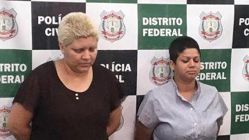 Las dos detenidas por el asesinato del pequeño