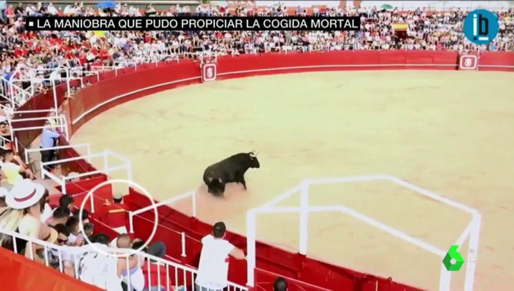 Así se produjo la cornada mortal en el cuello del torilero de Benavente que acabó con su vida