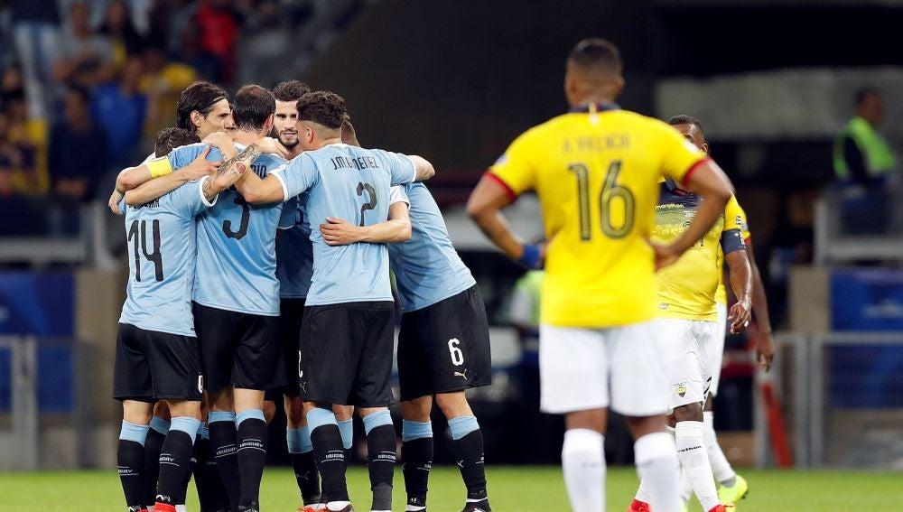 Resultado de imagen para Uruguay presenta su candidatura a la Copa América