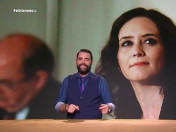 """Isabel Díaz Ayuso 'confía' en que el pacto entre el PP y Vox no acabe siendo un """"concebido no nacido"""""""