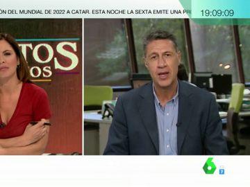 """Xavier García Albiol: """"En Cataluña me costaría llegar a acuerdos con Vox"""""""