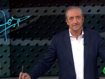 """Josep Pedrerol: """"Chicas de la Selección Española, vosotras sois las auténticas jugonas"""""""