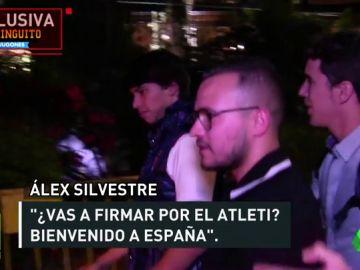Cazamos a Joao Félix con Mendes en Madrid
