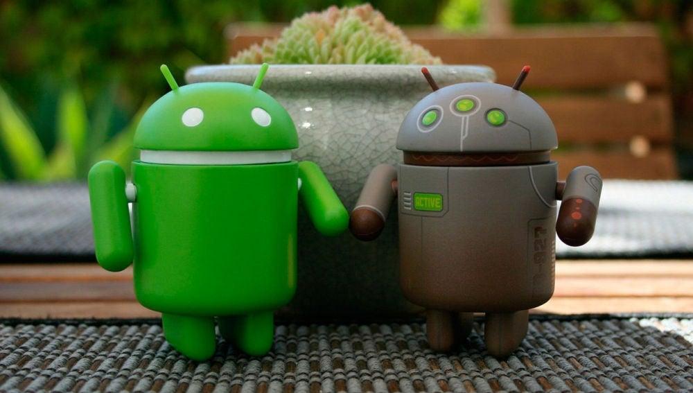 Muñecos de Android