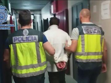 Detención de Juanín