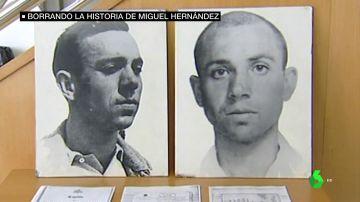 Borrando la historia de Miguel Hernández: eliminan los registros del secretario del juicio que le condenó a muerte