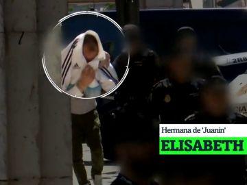 """La hermana de 'Juanín', el asesino de Aranjuez: """"Estamos amenazados de muerte, nos hemos escondido"""""""