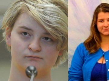 Denali Brehmer (izquierda) y Cynthia Hoffman (derecha)