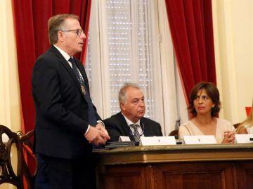 El único diputado de Ciudadanos en Melilla, Eduardo de Castro