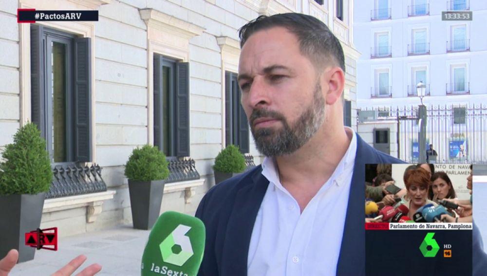 """Vox insiste en Madrid: o entra en el Gobierno del Ayuntamiento o """"valorará medidas"""""""