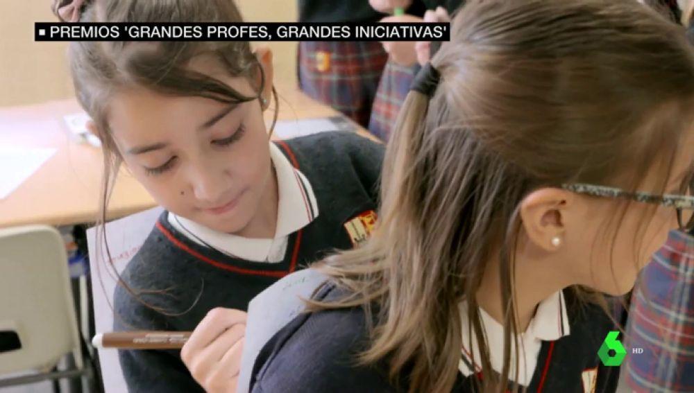 'Grandes profes, grandes iniciativas', un galardón a los proyectos educativos más innovadores