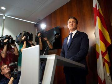 El exprimer ministro francés Manuel Valls (Archivo)